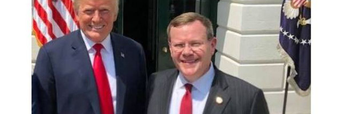 House Speaker Moore invites President Trump to NC for State of the Union