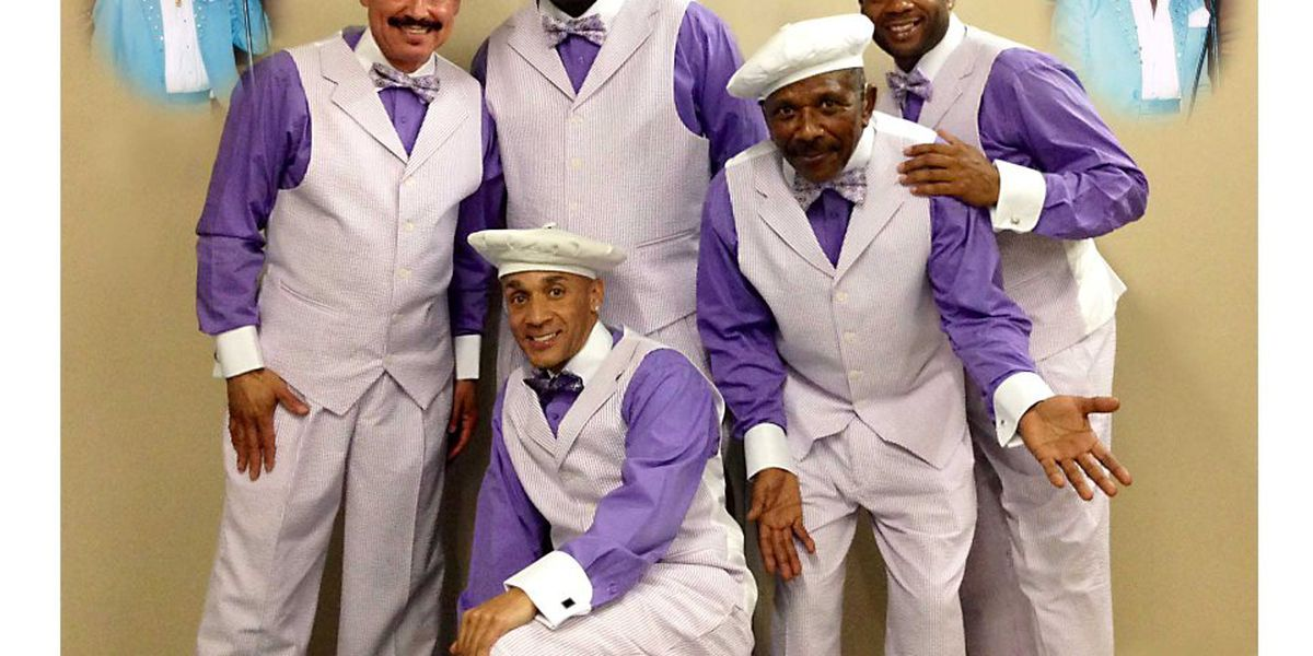 Legendary Beach Music, R & B group the Tams to perform at Livingstone College