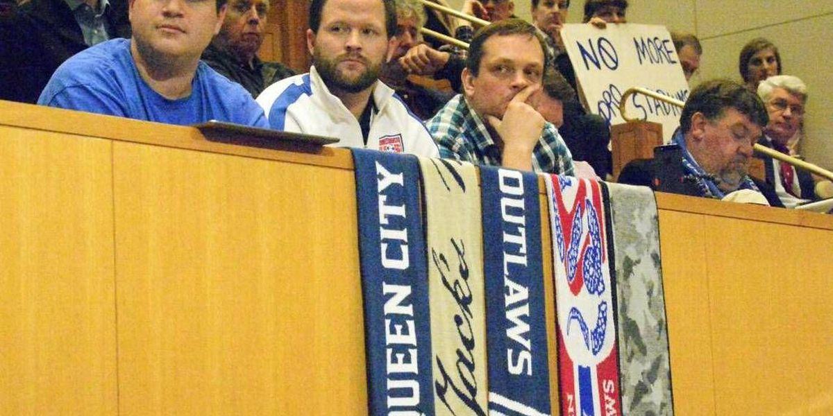 Major League Soccer officials to visit Charlotte next week