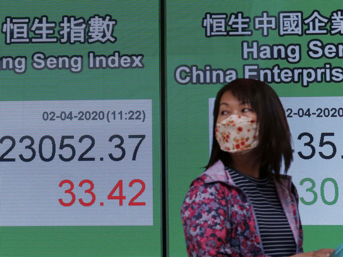 Global stocks edge up ahead of US jobless claims report