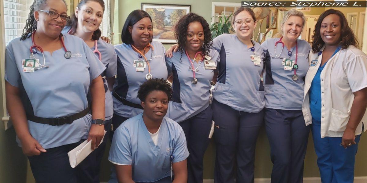Charlotte ECPI University nursing students hit the front line to battle COVID-19 before graduating