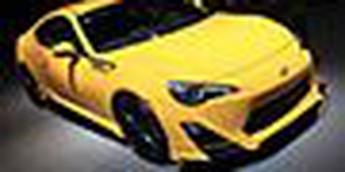The new Scion FR-S near Charlotte is going to get a refreshed look – again!