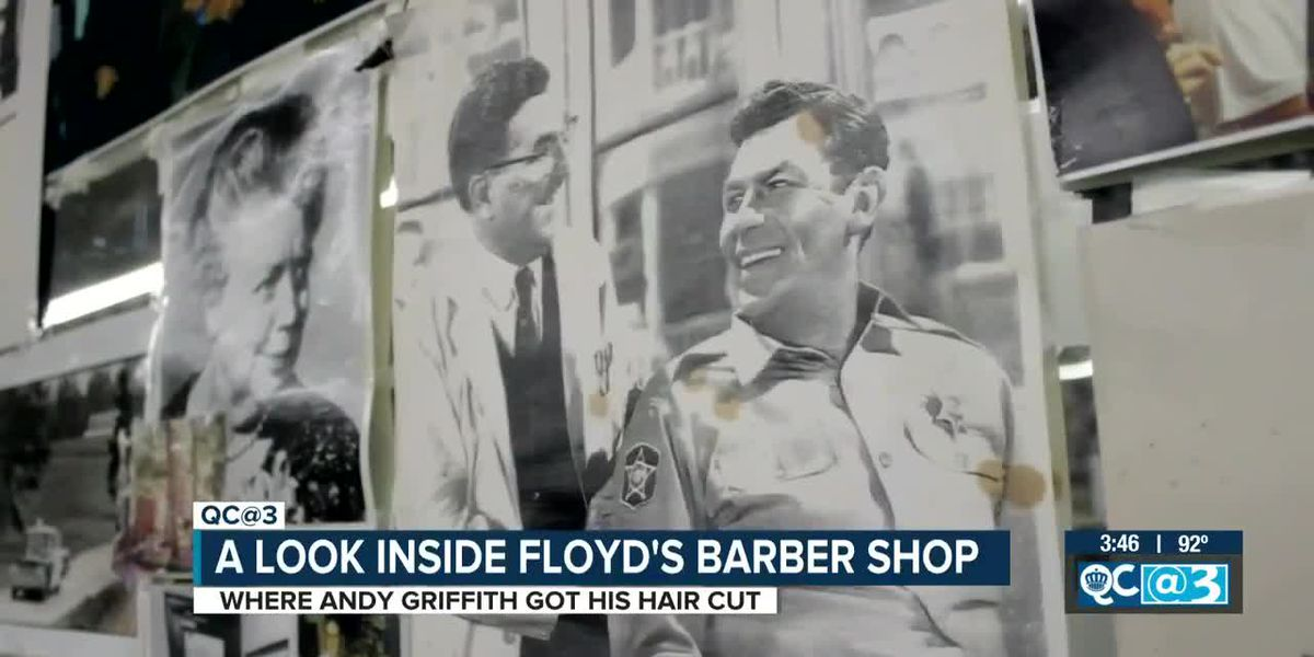 Two places in Mount Airy with ties to The Andy Griffith Show