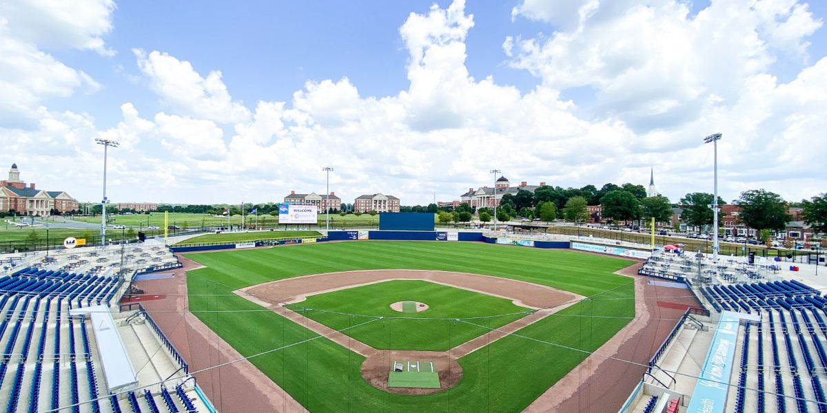 Catawba Indians to take on Belmont Abbey at Atrium Health Ballpark in Kannapolis
