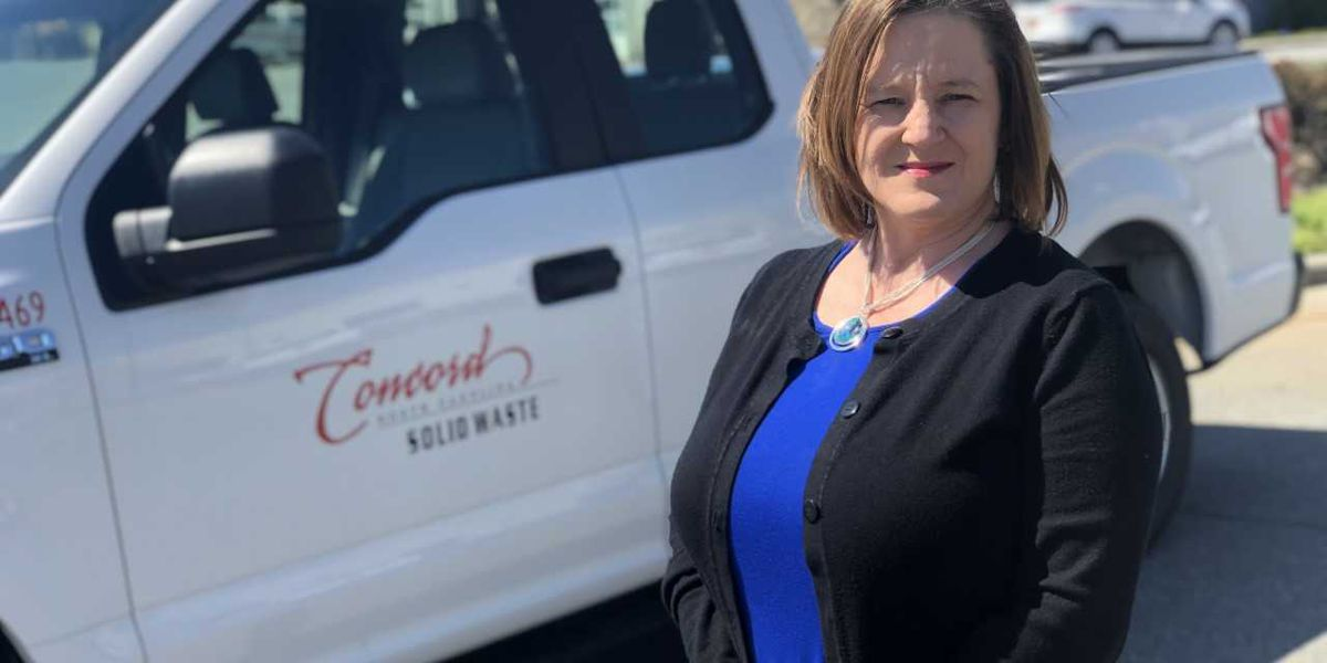 Concord names new Solid Waste Director