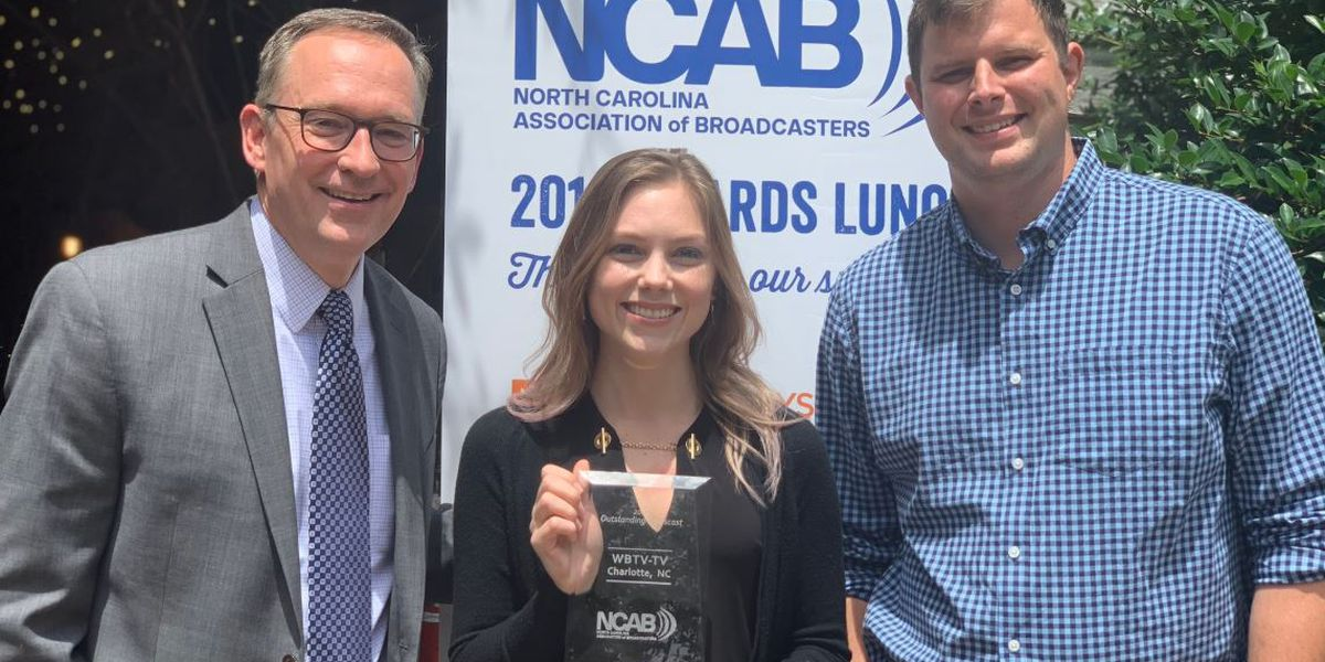 On Your Side Tonight with Jamie Boll wins NCAB's Outstanding Newscast Award