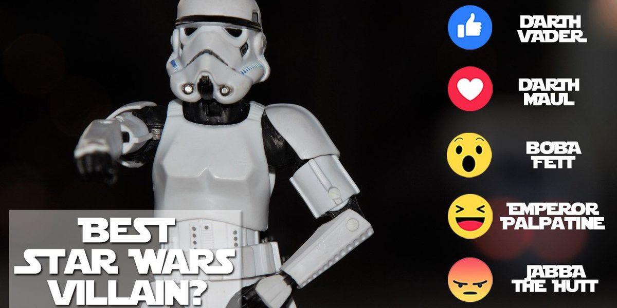 POLL: Best Star Wars Villain?