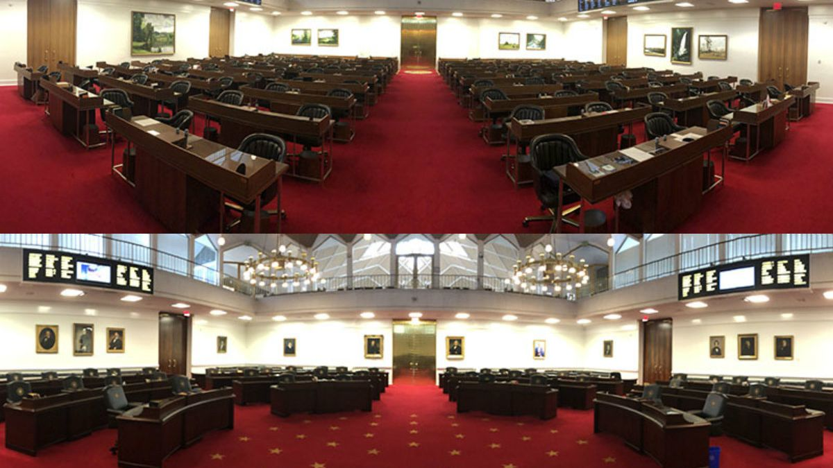 North Carolina legislative remap complete; court review next