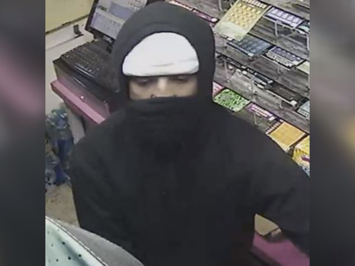 Crime Stoppers: Police searching for man who robbed east Charlotte convenience store