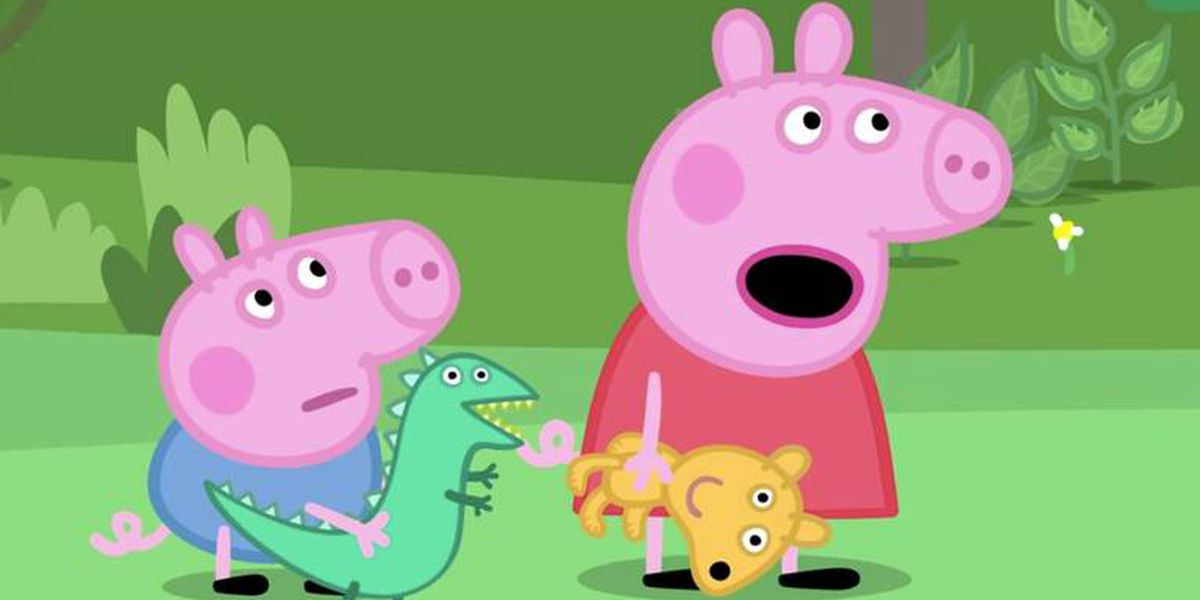 Why are American children speaking with British accents? Blame Peppa Pig, mummy says