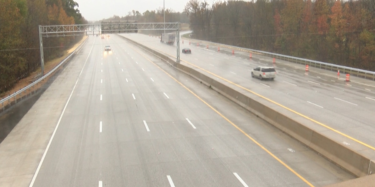 Drivers, officials happy to see all I-85 lanes open in Cabarrus, Rowan