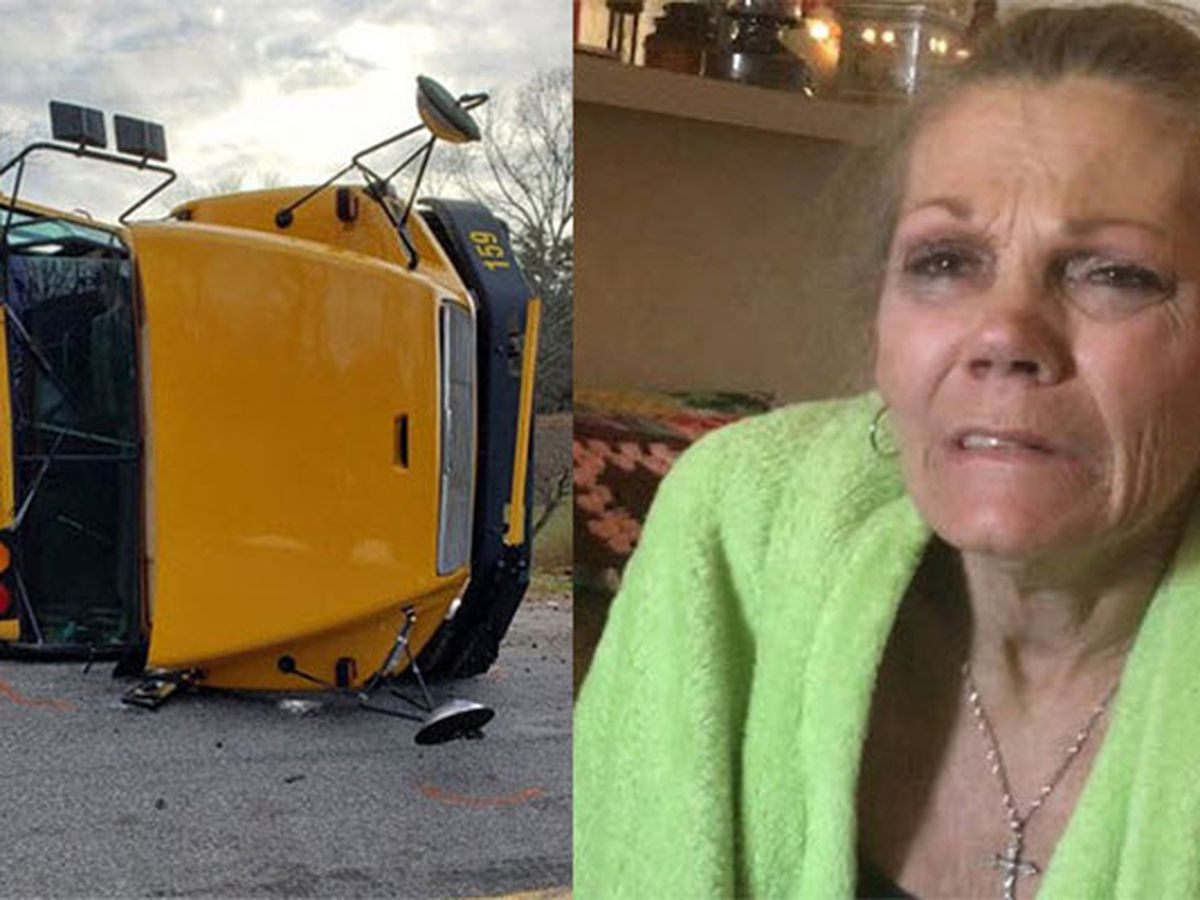 Bond reduced for woman accused of driving impaired in December school bus crash