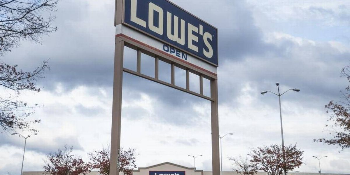 Lowe's to close dozens of underperforming stores across the US and Canada