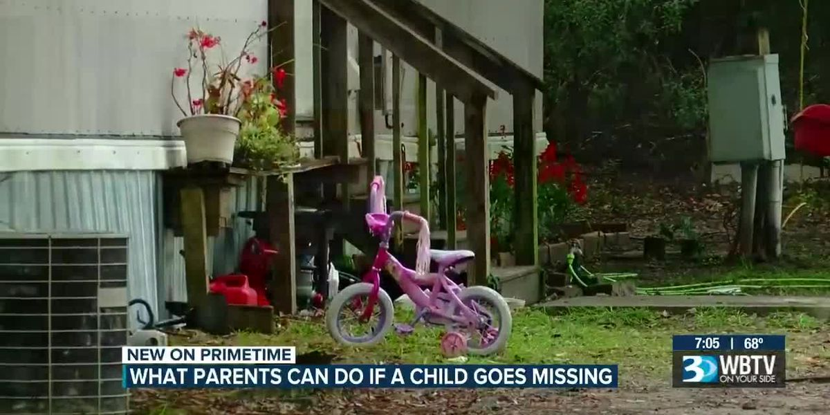 When your child goes missing every second counts. Here's what to do.
