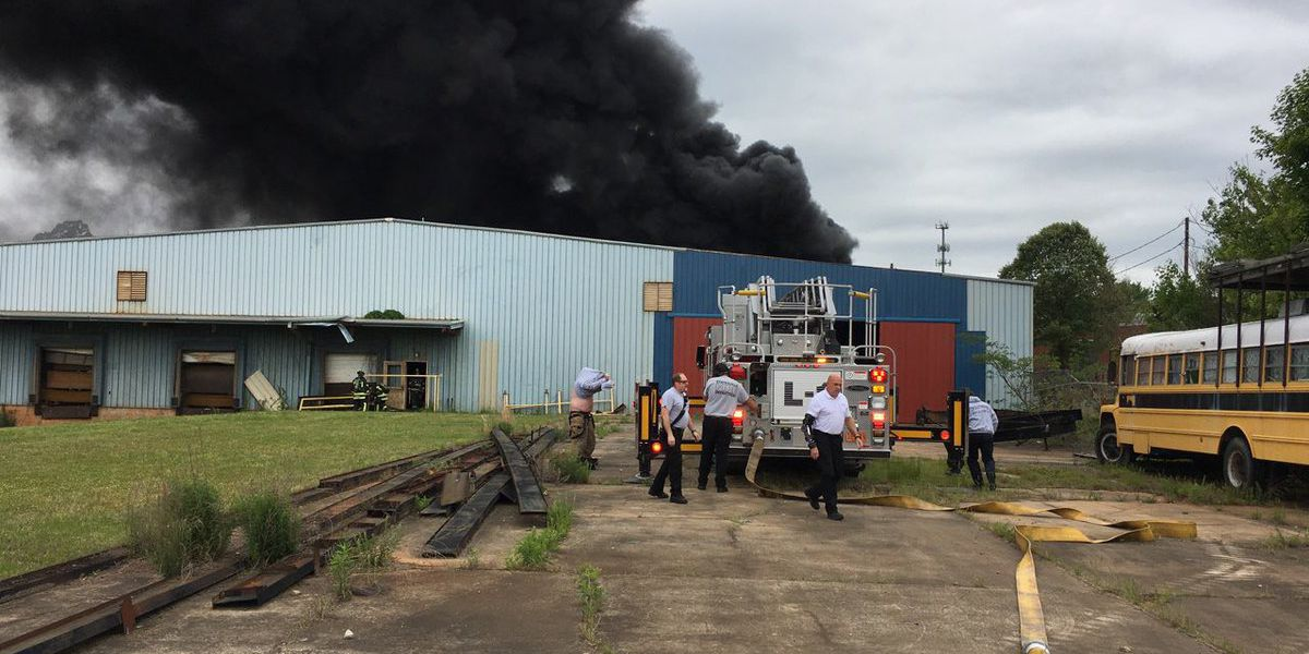 Officials: Massive fire at Iredell Co. warehouse 'likely' arson