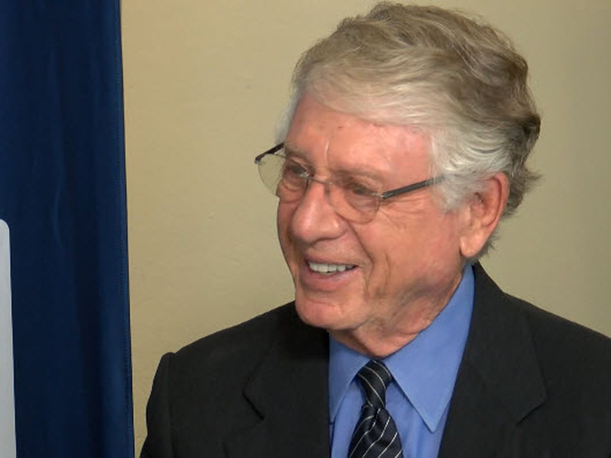 Ted Koppel of CBS Sunday Morning sits down with WBTV