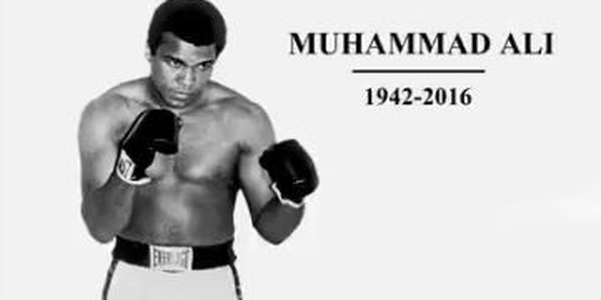 BLOG: Muhammad Ali's legacy will live on forever