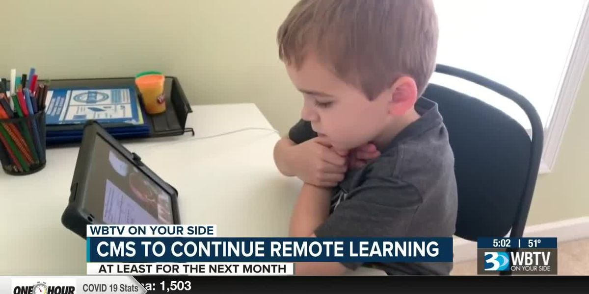 CMS to continue remote learning