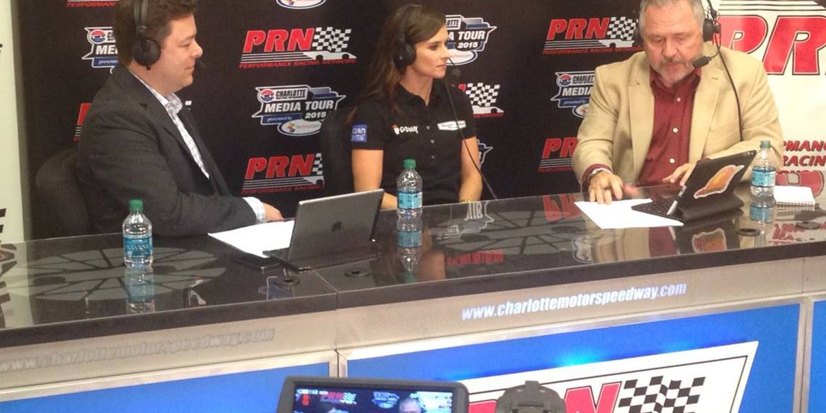 Salisbury's Doug Rice and Kent Bernhardt lead Performance Racing Network on Sprint Cup Media Tour