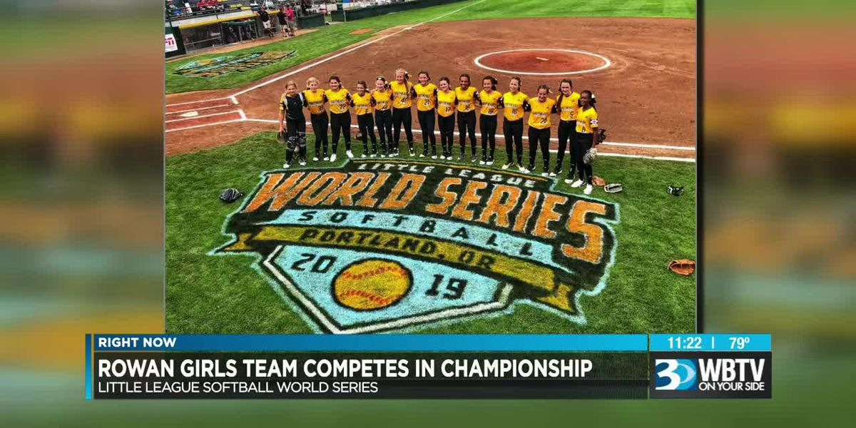 Rowan's girls of summer are once again World Champions