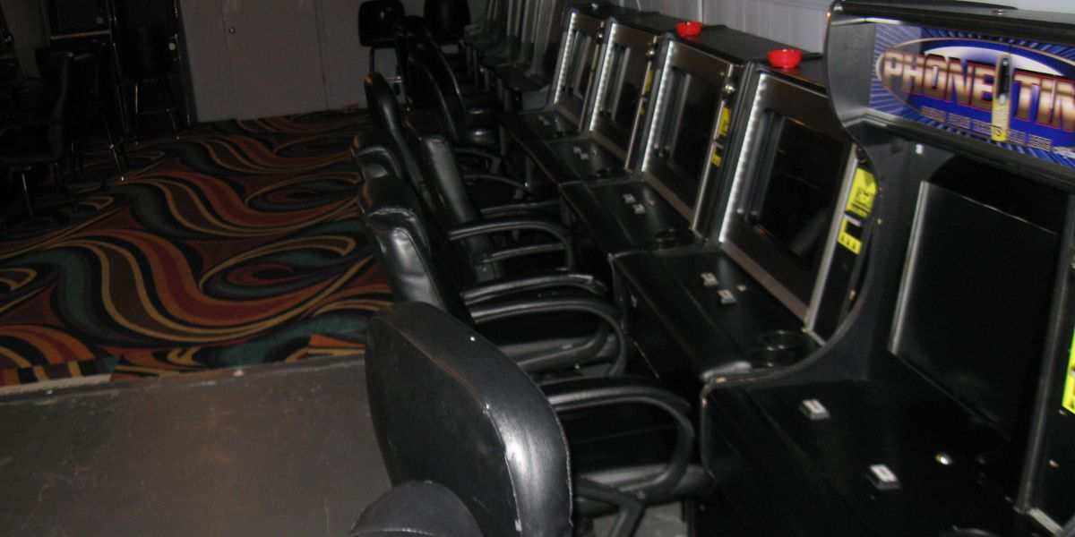 Illegal 'casino' busted at church inside Decatur restaurant