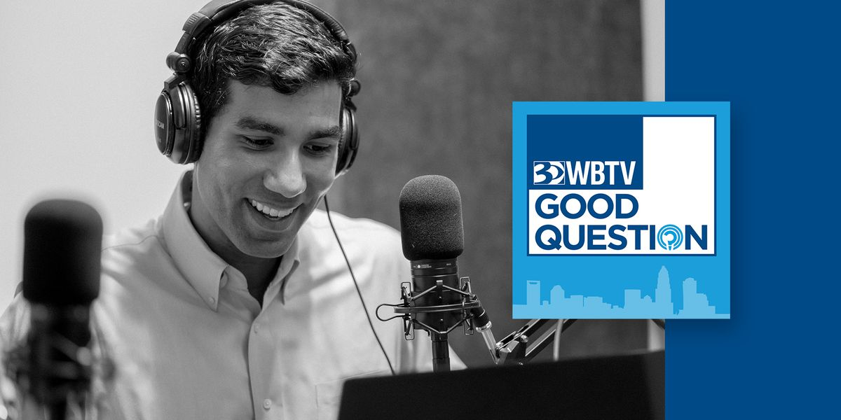 WBTV launches 'Good Question' podcast, here's where you can listen