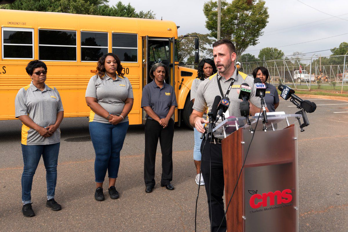All Star Driver Education >> All bus drivers get raises as CMS struggles to get kids to and from school on time