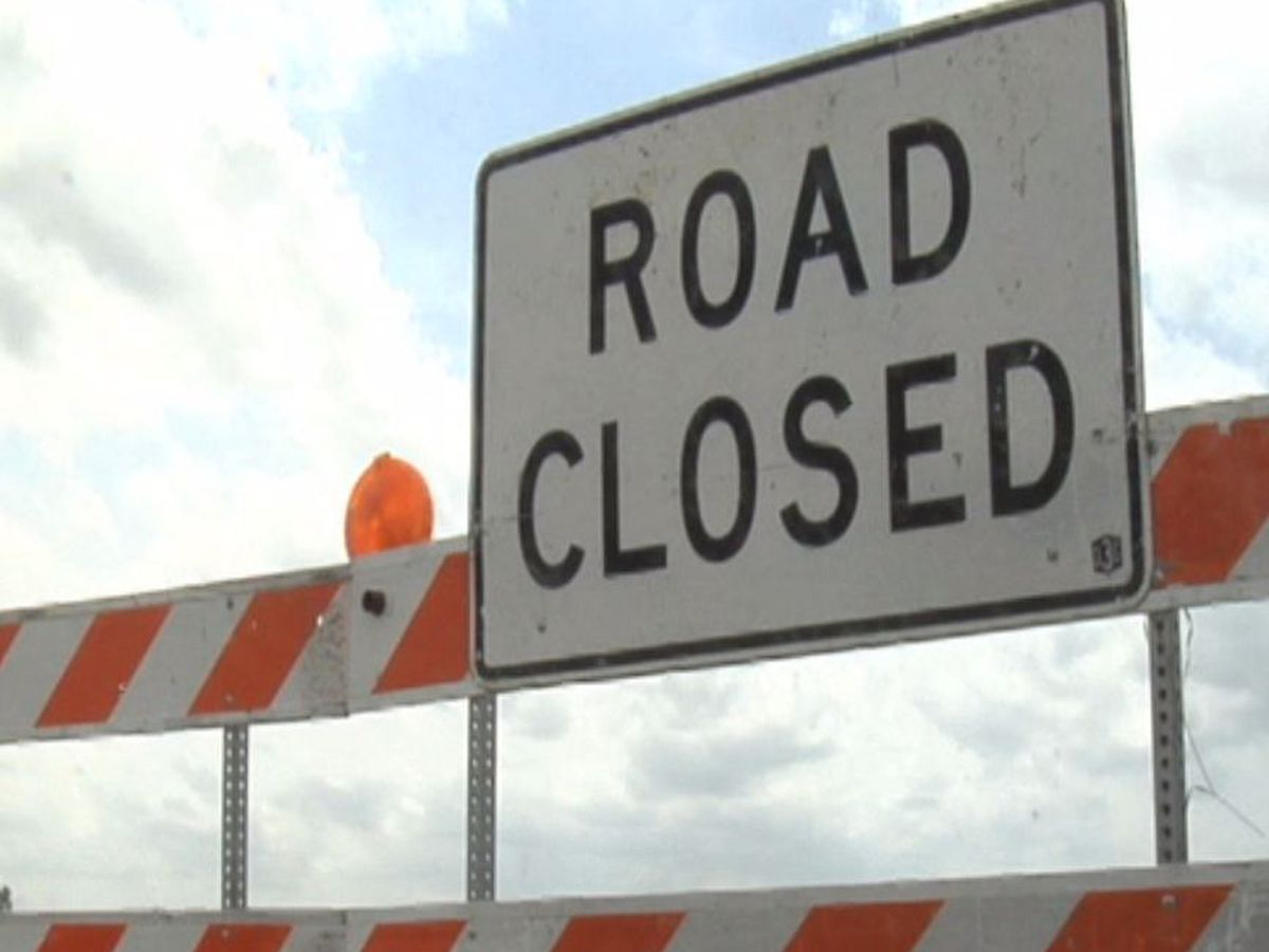 Union County road to close for tree removal