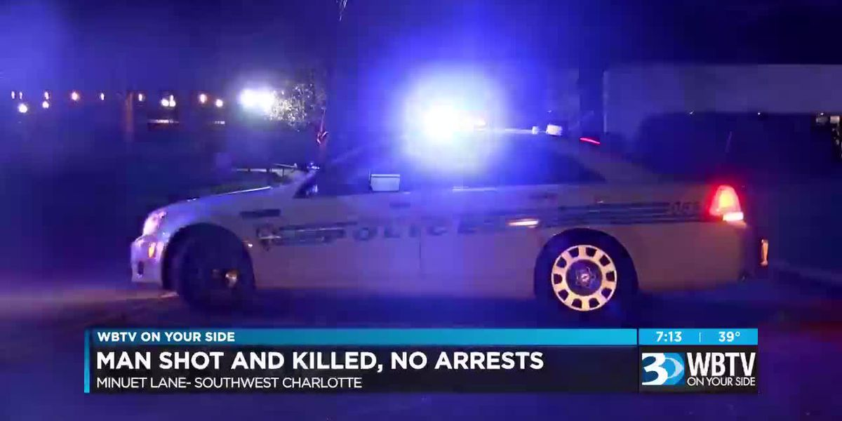 28-year-old killed in southwest Charlotte shooting