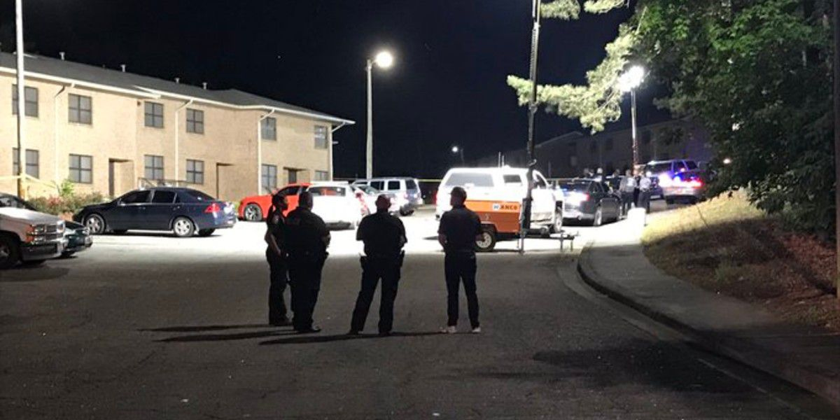 Two officers shot, one flown to hospital after shootout in Anson County, 3 suspects at-large