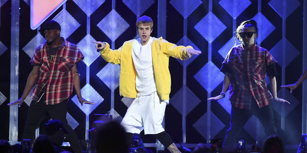 Justin Bieber to bring tour to Columbia in 2020