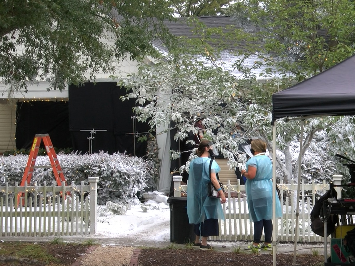 Following COVID-19 pause, film productions ramp back up in North Carolina