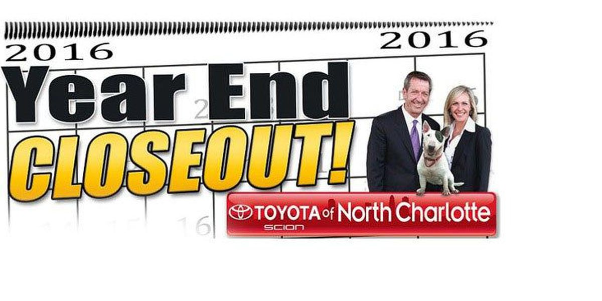 Our Year End Closeout offers new Toyota deals for the new year!