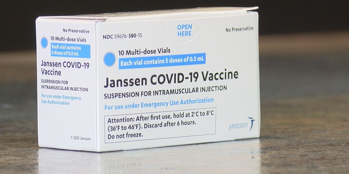 NCDHHS recommending Johnson & Johnson vaccine distribution resumes