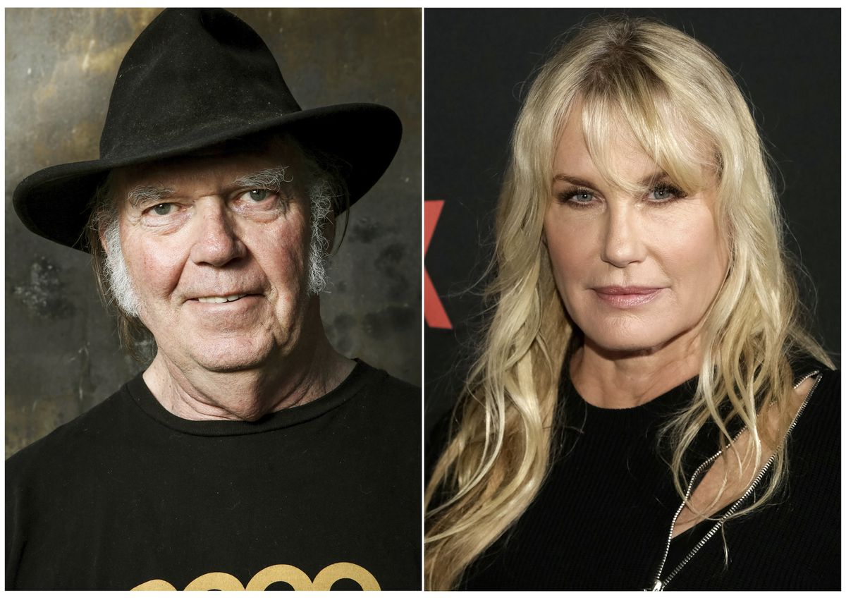 neil young acknowledges he and daryl hannah are married. Black Bedroom Furniture Sets. Home Design Ideas