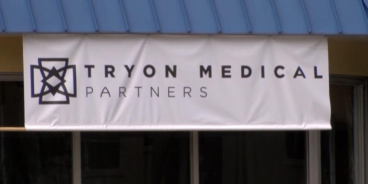 Tryon Medical Partners CEO challenges health care groups to exhaust vaccine supply within 24 hours