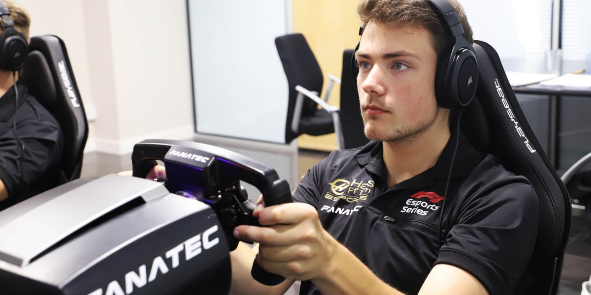 Kannapolis-based Haas F1 team launches into Esports in London Wednesday night