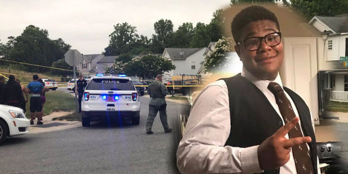 'Now I have to bury my son.' Family of teen fatally shot while sleeping in home speaks out