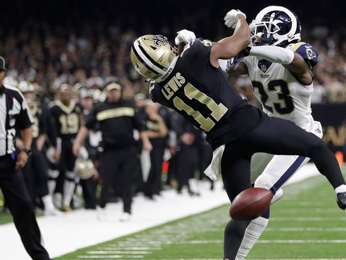 Report: NFL to consider making pass interference calls reviewable after NFC Championship non-call