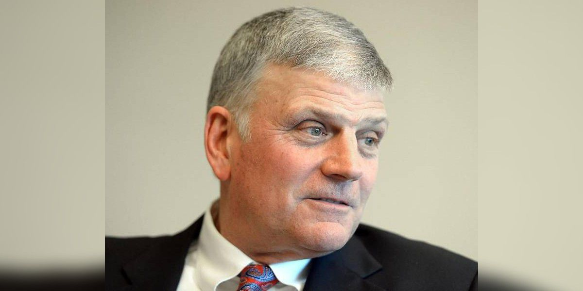 Franklin Graham banned from Liverpool, England, because of LGBTQ 'hatred,' mayor says