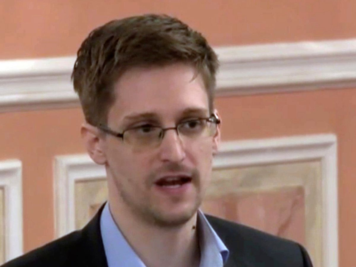 Justice Dept. files lawsuit against Snowden over memoir