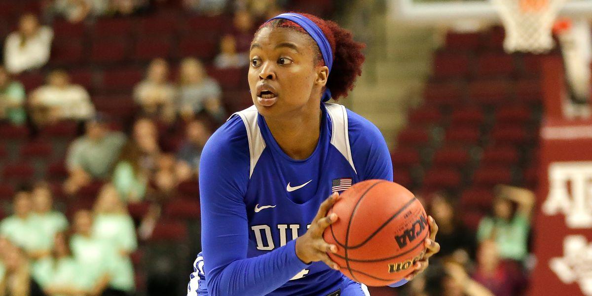 AP source: Duke women end basketball season amid virus