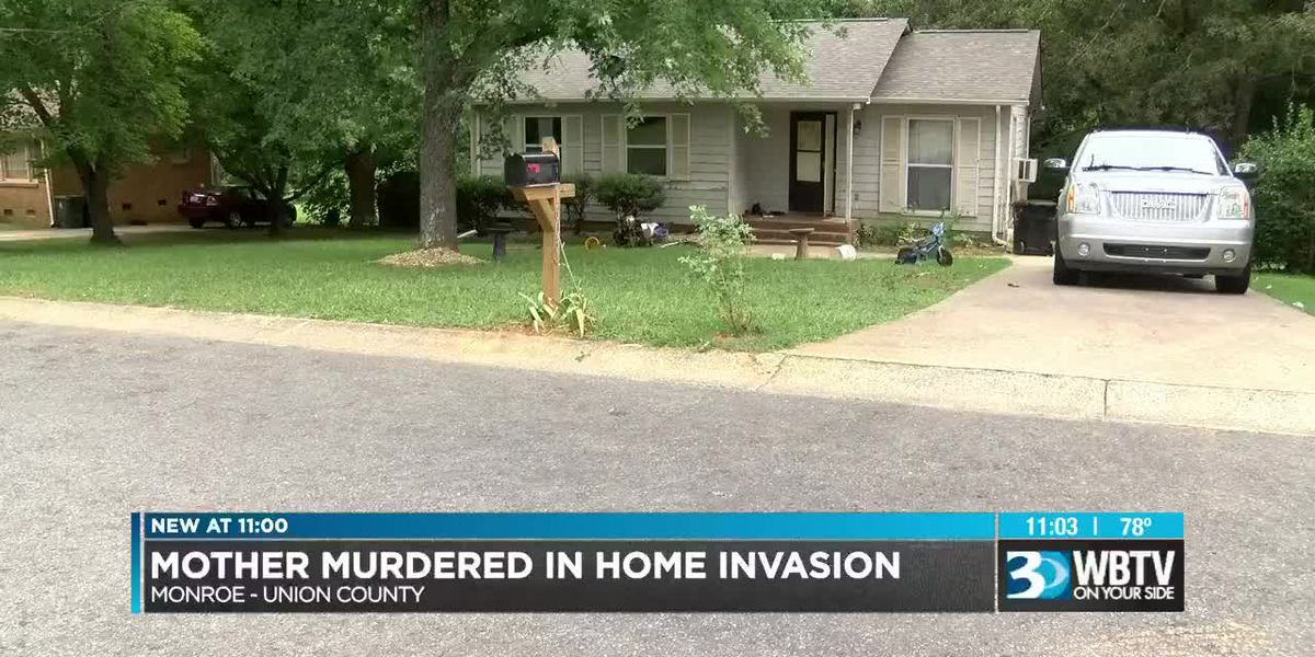 Woman fatally shot, 2 children injured during home invasion in Monroe