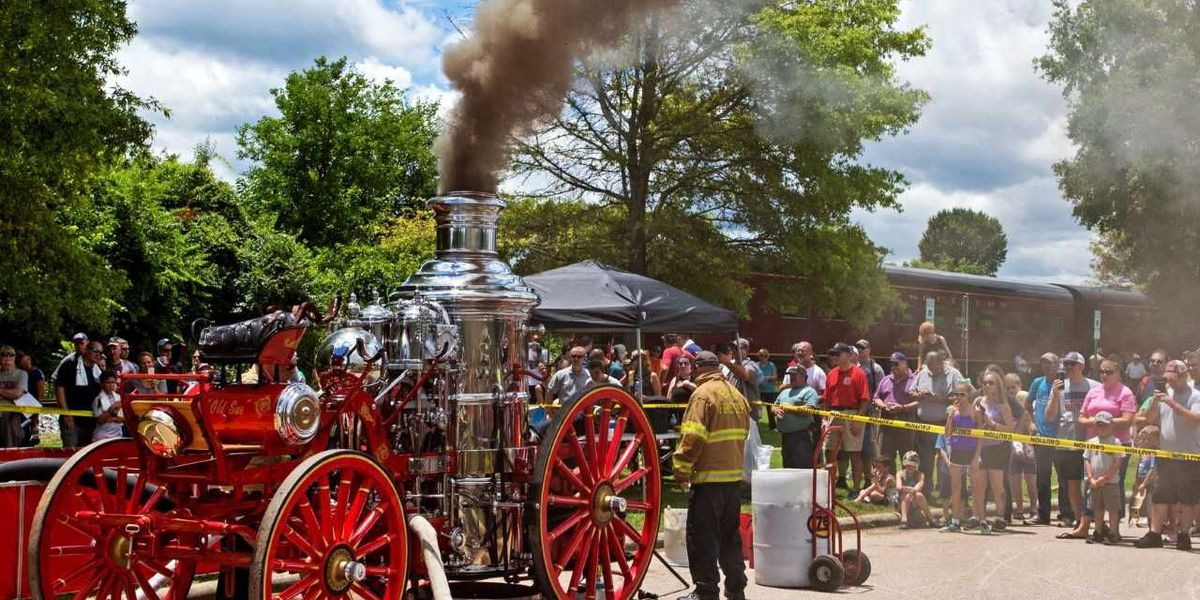 Annual fire truck show next weekend at NC Transportation Museum