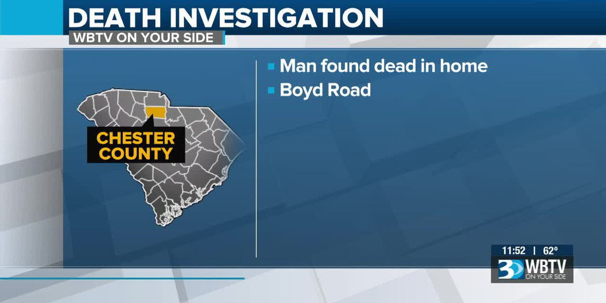 Deputies investigate death in Chester County