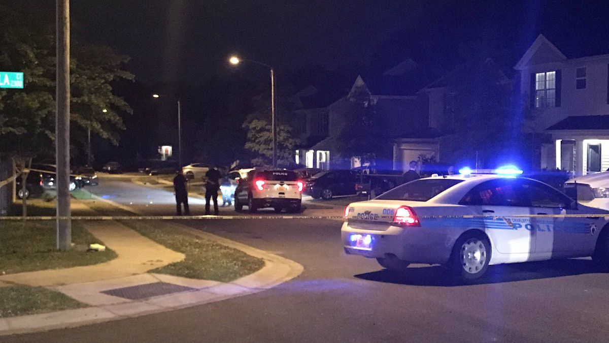 CMPD investigating second shooting at home in north Charlotte