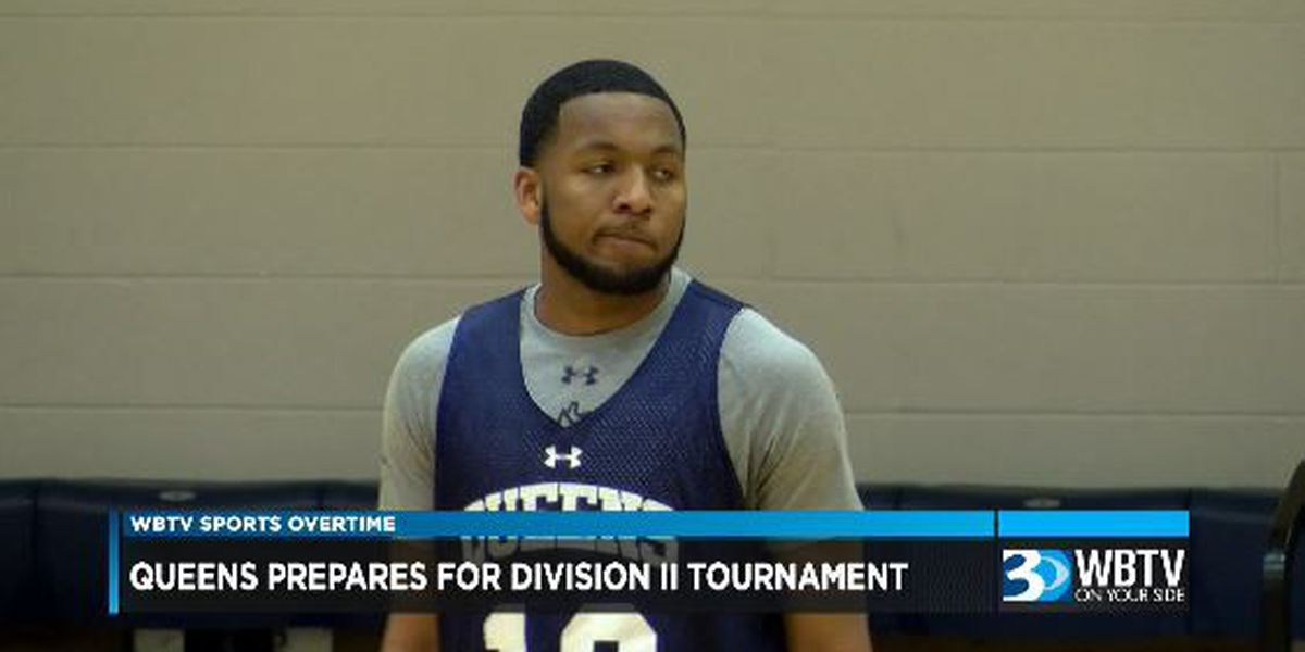 WBTV Sports Overtime: Queens prepares for the NCAA Division II tournament