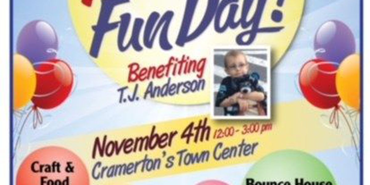 Molly's Kids: One family helps another (This Saturday! Family Fun Day!)