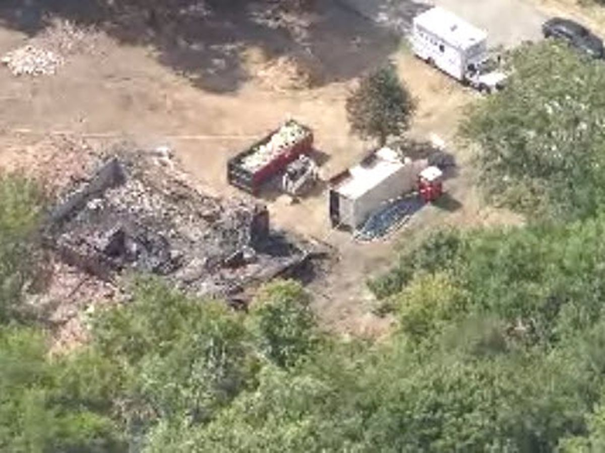 NC transgender woman discovered in house fire ashes. Friend fears she was targeted.