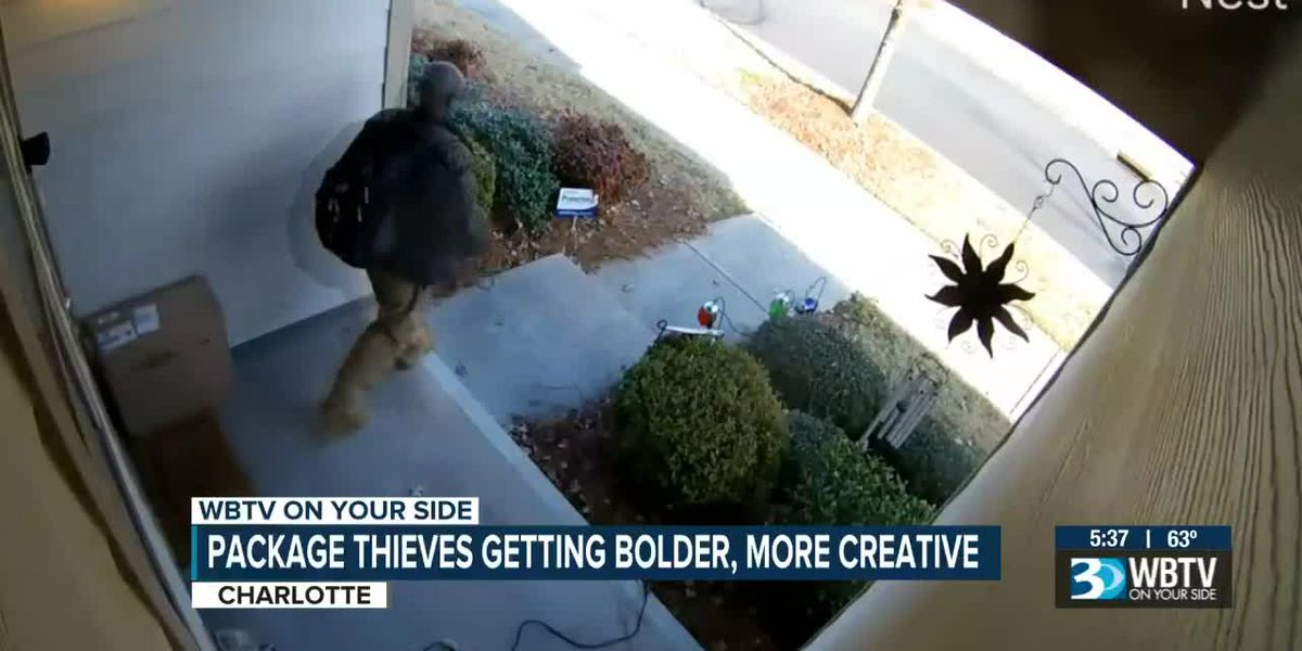 As thieves get bolder, the BBB warns of new ways they are stealing during the holidays